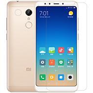 お買い得  スクリーンプロテクター-スクリーンプロテクター XIAOMI のために Xiaomi Redmi 5 Plus PET 1枚 フロント&カメラレンズプロテクター アンチグレア 指紋防止 傷防止 マット 超薄型