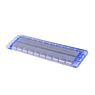 povoljno -otvoreni izvor hardwaretransparent plava breadboard syb-120 / 4,6 u širinu 17,7 duljine