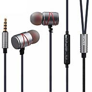 povoljno -AWEI U uhu Žičano Slušalice Dinamičan Metalno kućište Sport i fitness Slušalica Slušalice