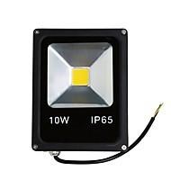 billige LED-projektører-1pc 10W LED-projektører Vandtæt Dekorativ Udendørsbelysning Varm hvid Kold hvid AC85V-265V