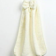 hesapli -Taze Stil Yıkama Havlusu, Solid Üstün kalite Poli/Pamuk %100 Pamuk Havlu