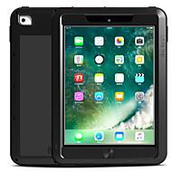 abordables Accesorios de iPad-Funda Para Apple iPad Pro 9.7 Soporte de Coche Antigolpes Agua / Polvo / prueba del choque Funda de Cuerpo Entero Color sólido Dura Metal
