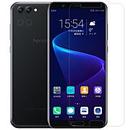 お買い得  スクリーンプロテクター-スクリーンプロテクター Huawei のために Huawei Honor View 10 PET 強化ガラス 2 PCS フロント&カメラレンズプロテクター アンチグレア 指紋防止 傷防止 超薄型 防爆 2.5Dラウンドカットエッジ 硬度9H ハイディフィニション(HD)