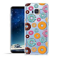 Недорогие Чехлы и кейсы для Galaxy S6 Edge Plus-Кейс для Назначение SSamsung Galaxy S8 Plus S8 С узором Кейс на заднюю панель Продукты питания Мягкий ТПУ для S8 Plus S8 S7 edge S7 S6