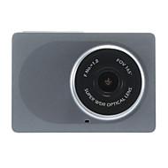 Недорогие Видеорегистраторы для авто-xiaomi yi dash английская версия автомобиля dvr 1296p / 2160p мини 165 градусов широкоформатный 2.0mp cmos 2.7-дюймовый ЖК-дисплей с WiFi / ночным видением / g-sensor no car recorder