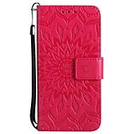 Недорогие Кейсы для iPhone 8 Plus-Кейс для Назначение Apple iPhone X iPhone 7 Plus Кошелек Флип Чехол Сплошной цвет Твердый Кожа PU для iPhone X iPhone 8 Pluss iPhone 8