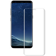 cheap Samsung Accessories-Screen Protector Samsung Galaxy for S9 Plus Tempered Glass 1 pc Full Body Screen Protector 3D Curved edge Explosion Proof 9H Hardness