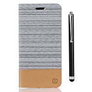 Недорогие Чехлы и кейсы для Galaxy S-Кейс для Назначение SSamsung Galaxy S8 S7 Бумажник для карт со стендом Флип Чехол Сплошной цвет Твердый Кожа PU для S8 Plus S8 S7 edge S7