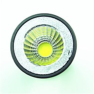お買い得  LED スポットライト-1個 5.5W 6.5W 600lm GU10 LEDスポットライト 1 LEDビーズ COB 温白色 クールホワイト 220-240V