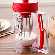 お買い得  キッチン用小物-1個 キッチンツール ステンレス鋼 測定器 泡立て器 液体のための