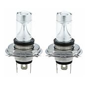 Недорогие Внешние огни для авто-SENCART 2pcs H4 Мотоцикл / Автомобиль Лампы 30W Интегрированный LED 1200lm 6 Светодиодные лампы Внешние осветительные приборы For