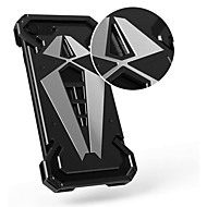 abordables Fundas para iPhone 8-Funda Para Apple iPhone X / iPhone 8 Antigolpes Funda Trasera Armadura Dura Metal para iPhone X / iPhone 8 Plus / iPhone 8