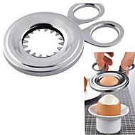 お買い得  キッチン用小物-キッチンツール ステンレス鋼 多機能 / クリエイティブキッチンガジェット / 誕生日 切削工具 卵のための 1個