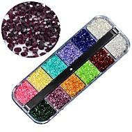 1 Ornaments Accent/Decorative Mini Style Fashionable Design Daily Nail Art Design