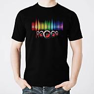 LED T シャツ