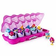 preiswerte Spielzeuge & Spiele-Actionfiguren Spielzeuge Oval Kunststoff Unisex 12 Stücke