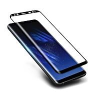 voordelige Galaxy S Screenprotectors-Screenprotector Samsung Galaxy voor S8 Gehard Glas 1 stuks Voorkant screenprotector 3D gebogen rand Krasbestendig Explosieveilige