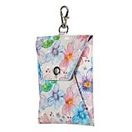 halpa Matkapuhelimen koristeet-Laukku-, puhelin- tai avaimenperäamuletti Kuulokekotelo Kaapelin järjestäjä PU-nahka Macbook Huawei Xiaomi iPhone 8 Plus / 7 Plus / 6S