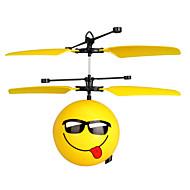 abordables Hélicoptère RC-Hélicoptère RC 2 Axes Non Prêt Mini