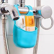 お買い得  浴室用小物-ホック 多機能 使いやすい アイデアジュェリー 保存容器 取り外し可 クリエイティブ ベーシック プラスチック PVC バス組織 その他のバスルームアクセサリー シャワーアクセサリー