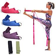 cheap Exercise & Fitness-Yoga Straps Yoga / Exercise & Fitness / Gym Cotton Sports Outdoor / Yoga