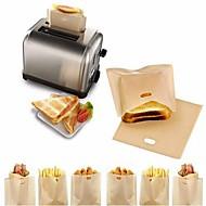 お買い得  世帯の大昇進-ベークツール 繊維 多機能 / 耐熱の パン 専門ツール 2pcs
