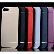 お買い得  -VORMOR ケース 用途 Apple iPhone 7 / iPhone 6 鎧 バックカバー ソリッド ハード ステンレス のために iPhone X / iPhone 8 Plus / iPhone 8