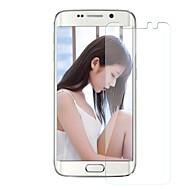 olcso Galaxy S Képernyővédő fóliák-Képernyővédő fólia Nokia mert S6 edge plus PET 1 db Kijelzővédő fólia Karcolásvédő Ultravékony Robbanásbiztos