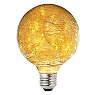 お買い得  LED ボール型電球-BRELONG® 1個 3W 300lm E26 / E27 LEDボール型電球 47 LEDビーズ 星の 装飾用 温白色 220-240V