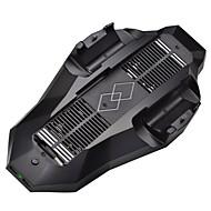 abordables Accesorios para PS4-Cargador / Escote Chino / Ventiladores Para PS4 / PS4 Prop ,  Conecte y Utilice Cargador / Escote Chino / Ventiladores Metal / ABS 1 pcs unidad