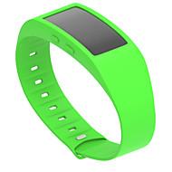 Недорогие Часы для Samsung-Ремешок для часов для Gear Fit 2 Samsung Galaxy Спортивный ремешок силиконовый Повязка на запястье