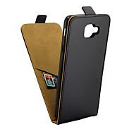 Недорогие Чехлы и кейсы для Galaxy J-Кейс для Назначение SSamsung Galaxy J7 Max Бумажник для карт Чехол Однотонный Твердый Кожа PU для J7 Max