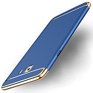 billige Galaxy A7(2016) Etuier-Etui Til Samsung Galaxy A8 2018 A8 Plus 2018 Belægning Syrematteret Bagcover Ensfarvet Hårdt PC for A3 (2017) A5 (2017) A7 (2017) A8+