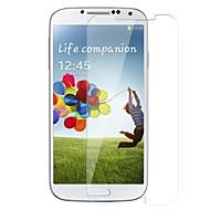 お買い得  Samsung 用スクリーンプロテクター-スクリーンプロテクター のために Samsung Galaxy S4 強化ガラス 1枚 スクリーンプロテクター 硬度9H / 傷防止