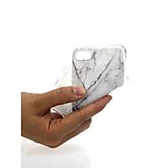 Недорогие Кейсы для iPhone 8 Plus-Кейс для Назначение Apple iPhone X / iPhone 7 Ультратонкий / С узором / Милый Кейс на заднюю панель Мрамор Мягкий ТПУ для iPhone X / iPhone 8 Pluss / iPhone 8