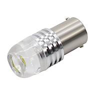 Недорогие Внешние огни для авто-SO.K 2pcs 1156 Мотоцикл / Автомобиль Лампы 3 W Интегрированный LED 600 lm 1 Светодиодная лампа Противотуманные фары / Фары дневного света / Лампа поворотного сигнала For Универсальный Все года