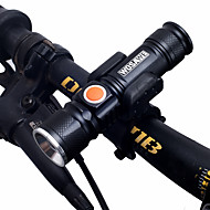cheap Flashlights, Lanterns & Lights-LED Flashlights / Torch / LED Light / Bike Lights Dual LED Cycling Portable / Adjustable / Quick Release 18650 1000lm Lumens Chargeable /