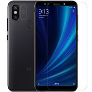 お買い得  スクリーンプロテクター-スクリーンプロテクター のために XIAOMI Xiaomi Mi 6X(Mi A2) PET 2 PCS フロント&カメラレンズプロテクター アンチグレア / 指紋防止 / 傷防止