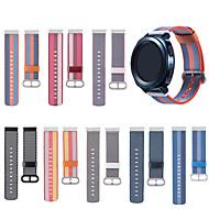 Недорогие Аксессуары для смарт-часов-Ремешок для часов для Vivoactive 3 Garmin Классическая застежка Нейлон Повязка на запястье