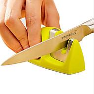 お買い得  キッチン&ダイニング-キッチンツール ステンレス鋼 堅牢性 / かわいい / クリエイティブキッチンガジェット 日常使用 ナイフシャープナー 1個