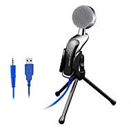 billiga Kringutrustning till datorer-sf-933 3.5mm / Kabel Mikrofon 3,5 mm mikrofon Kondensatormikrofon Svanhalsmikrofon Till Ny MacBook Pro 15'' / Ny MacBook Pro 13'' /