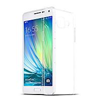abordables Fundas / Carcasas para Galaxy Serie A-Funda Para Samsung Galaxy A7(2016) Transparente Funda Trasera Un Color Suave TPU para A7