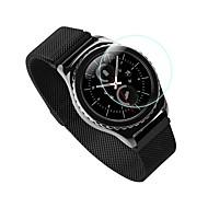 Недорогие Защитные пленки для смарт-часов-Защитная плёнка для экрана Назначение Galaxy S2 Закаленное стекло Взрывозащищенный / Уровень защиты 9H / HD 1 ед.