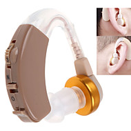 お買い得  -JECPP 耳のケア F-136 のために 男女兼用 / 日常 ミニスタイル / 低雑音 / 音検知 / ワイヤレス使用