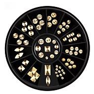 cheap -1pcs Nail Jewelry Metallic / Stylish Cute / Sparkling Daily Nail Art Design