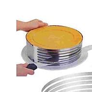 お買い得  キッチン用小物-キッチンツール ステンレス シンプル / 多機能 / クリエイティブキッチンガジェット クッキングツールセット ケーキ / パン用 1個