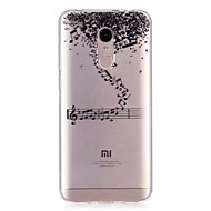 お買い得  携帯電話ケース-ケース 用途 Xiaomi Redmi 5 Redmi 5 Plus パターン バックカバー カートゥン ソフト TPU のために Xiaomi Redmi Note 4X Xiaomi Redmi Note 4 Xiaomi Redmi 5 Xiaomi Redmi 5