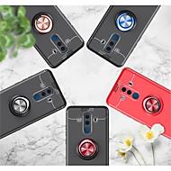 preiswerte Handyhüllen-Hülle Für Huawei Mate 10 pro / Mate 10 Lite Ring - Haltevorrichtung Rückseite Solide Weich TPU für Mate 10 / Mate 10 pro / Mate 10 lite
