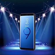 Недорогие Чехлы и кейсы для Galaxy S-Кейс для Назначение SSamsung Galaxy S9 / S9 Plus со стендом Кейс на заднюю панель Однотонный Твердый ПК для S9 Plus / S9 / S8 Plus
