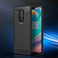 preiswerte Handyhüllen-Hülle Für OnePlus OnePlus 6 / OnePlus 5T Ultra dünn Rückseite Solide Weich TPU für OnePlus 6 / One Plus 5 / OnePlus 5T